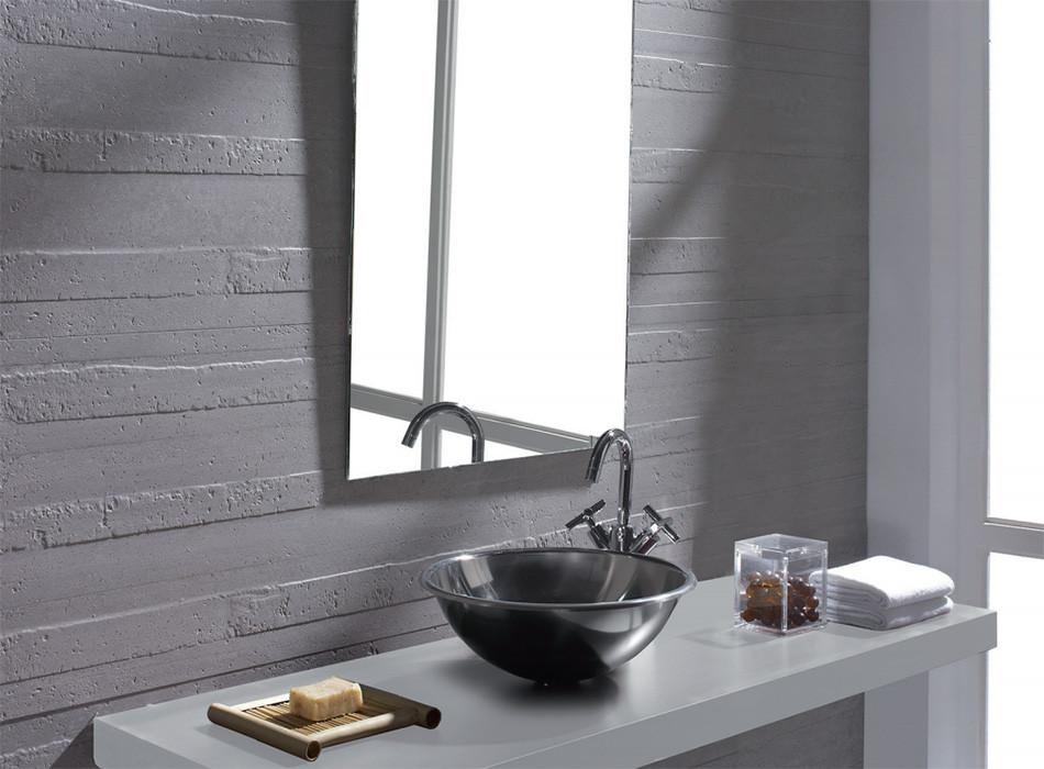 Saloni ceramica arquitect plank gris 45 x 90 cm p ytka for Saloni ceramica