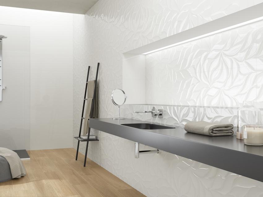 Azulejos benadresa blanco brillo 30 x 90 cm p ytka - Azulejos blanco brillo ...