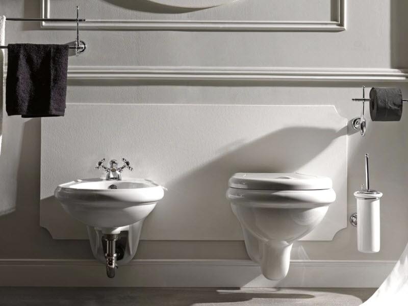 kerasan retro miska wc podwieszana 101501 internetowy salon azienek. Black Bedroom Furniture Sets. Home Design Ideas